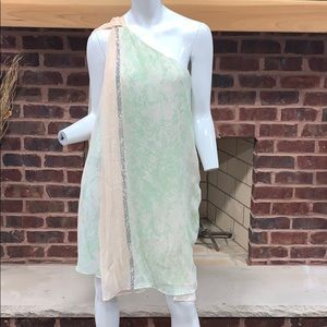 Diane Von Furstenberg Snake Liluye Dress